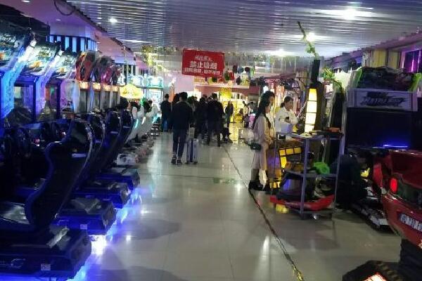 商场开电玩城能挣钱吗