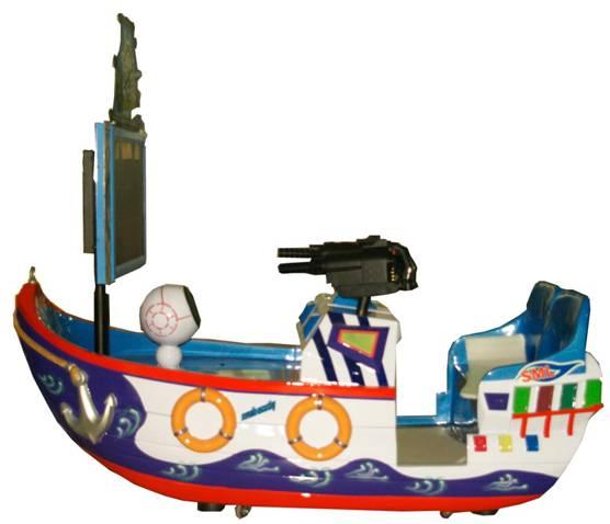 索马里海盗船游戏机