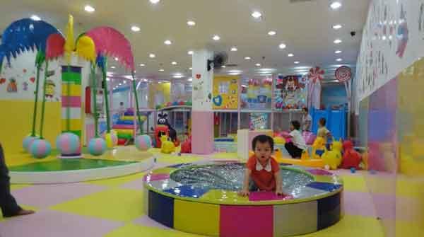 儿童乐园游戏