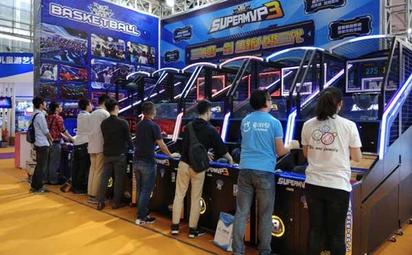 电玩城赛车游戏机有哪些