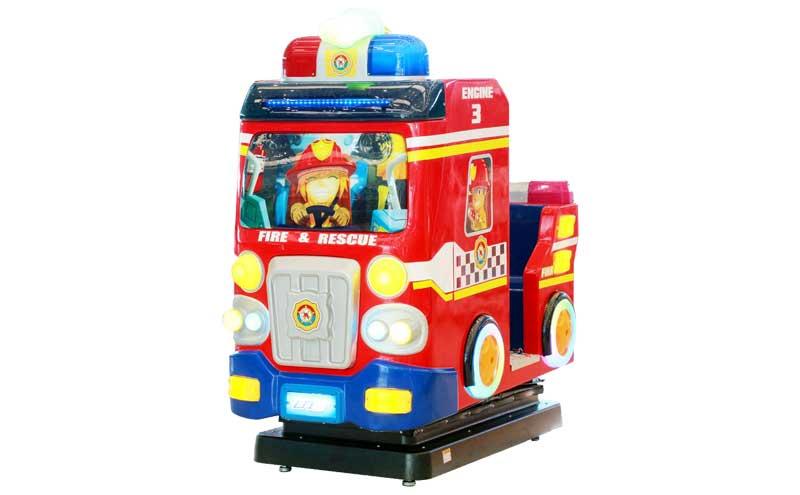 消防Q车(中文版)