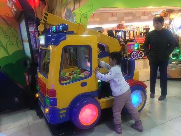 糖果车摇摆机