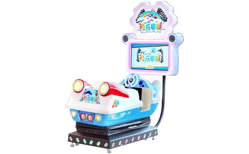 欢乐赛艇游戏机