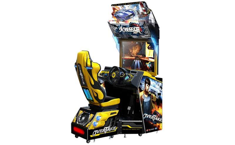 火线狂飙赛车游戏机