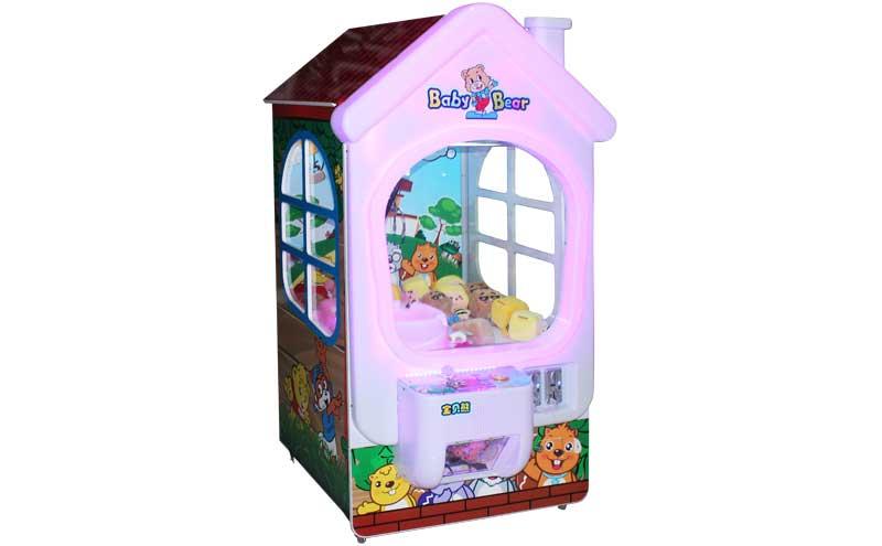 宝贝熊2代娃娃机