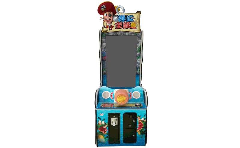 海盗宝藏游戏机