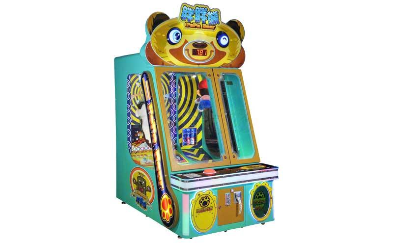 胖胖熊彩票机