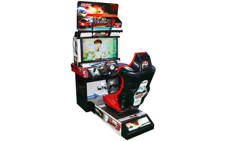 湾岸3代赛车游戏机