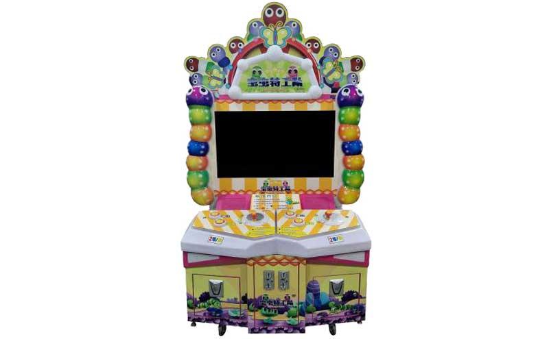 虫虫特工队街机游戏
