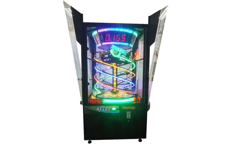 超级旋风球彩票游戏机