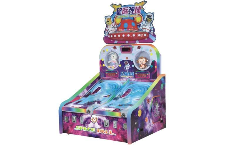 星际弹球彩票机