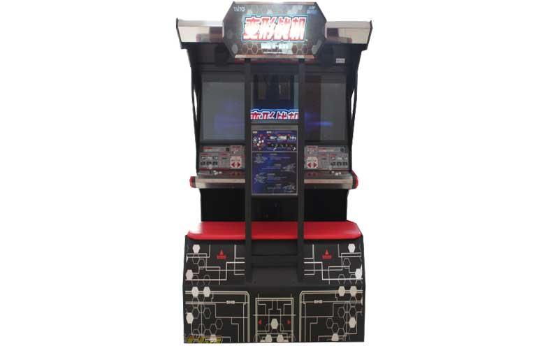 变形战机模拟游戏机