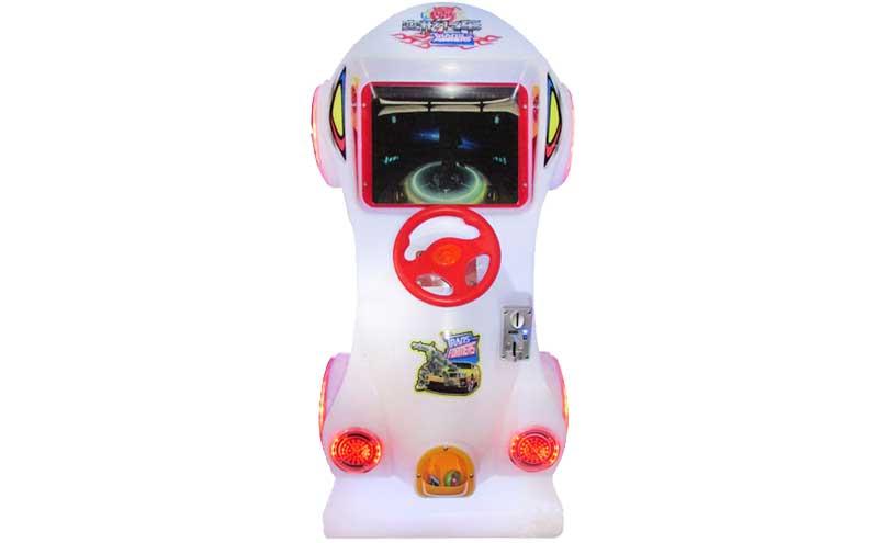 变形飞车儿童游戏机