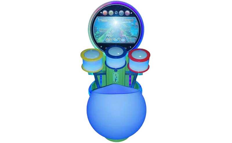 天才小鼓手儿童游戏机