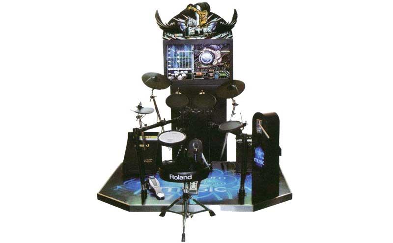 疯狂爵士鼓音乐机