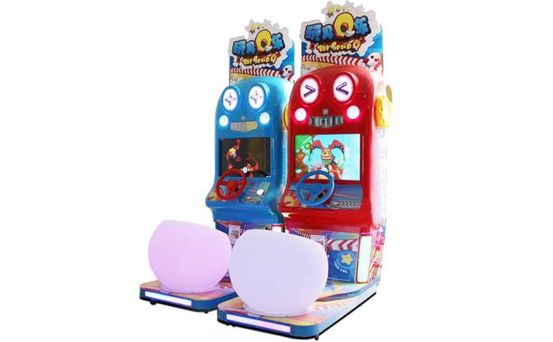 玩具Q车娱乐机