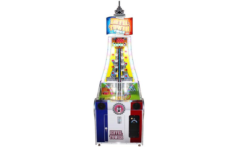 巴黎铁塔娱乐机