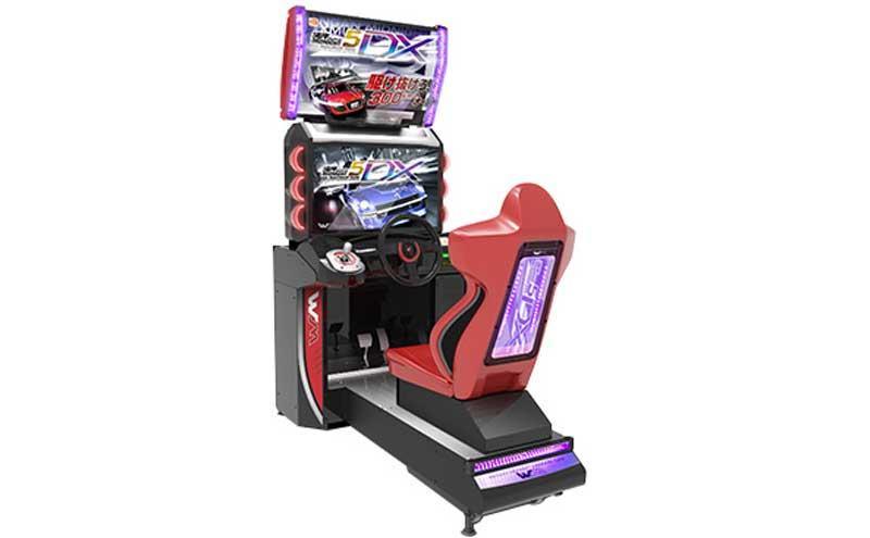 湾岸5DX游戏机