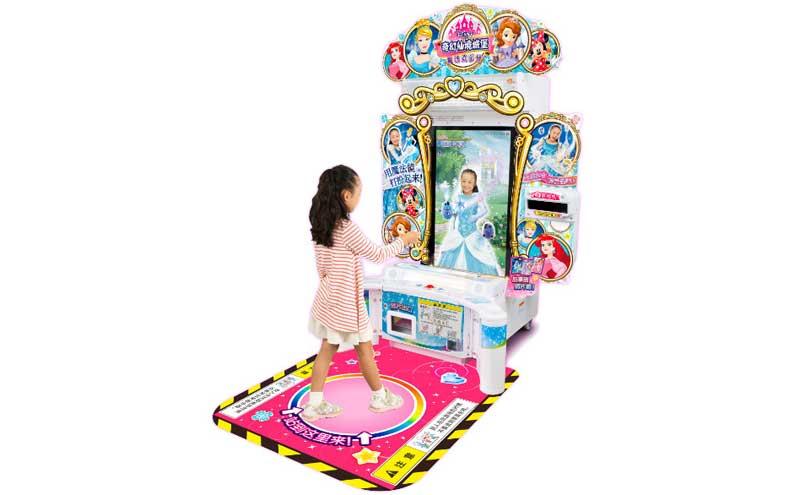 奇幻仙境城堡-魔法欢乐镜