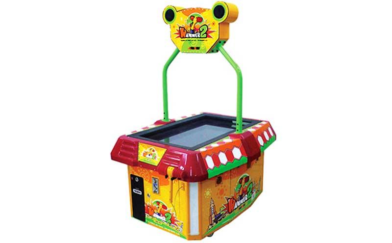 打地鼠2代儿童游戏机