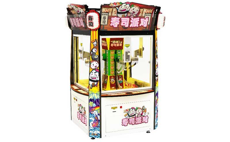寿司派对彩票机