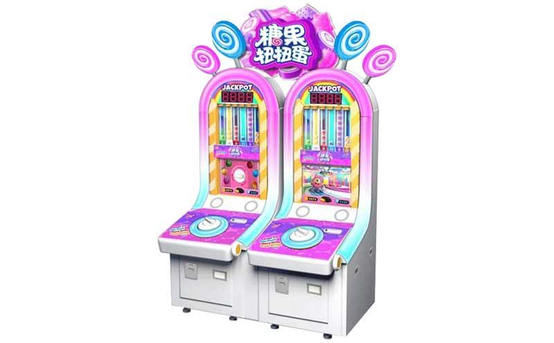 糖果扭扭蛋彩票机