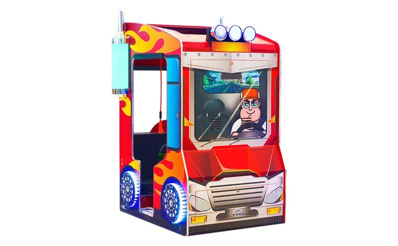 超级大货车娱乐机