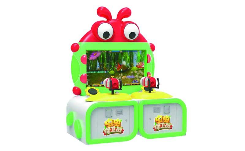 虫虫保卫战娱乐机