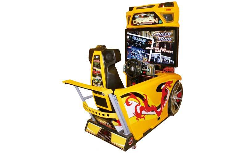 极品飞车赛车游戏机
