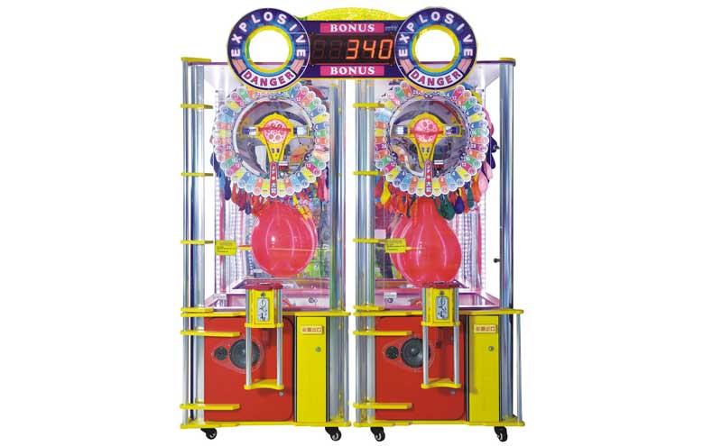 霹雳球(双人)彩票机