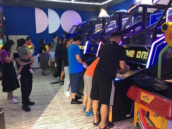 游戏厅机器多少钱一台