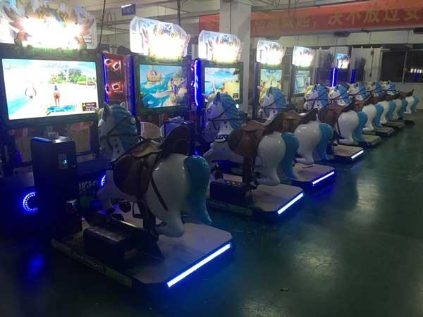 游戏机室里面都有什么机器