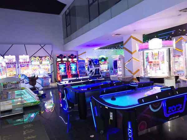 开电玩城多大面积合适?投资游戏厅开店分析